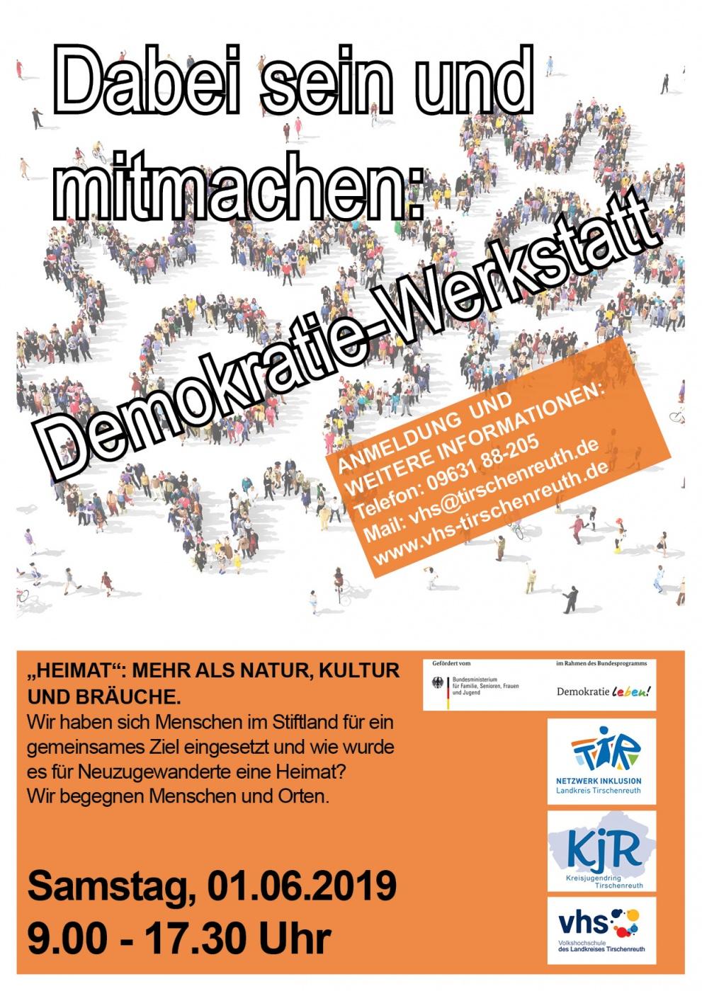 Plakat Heimatfahrt