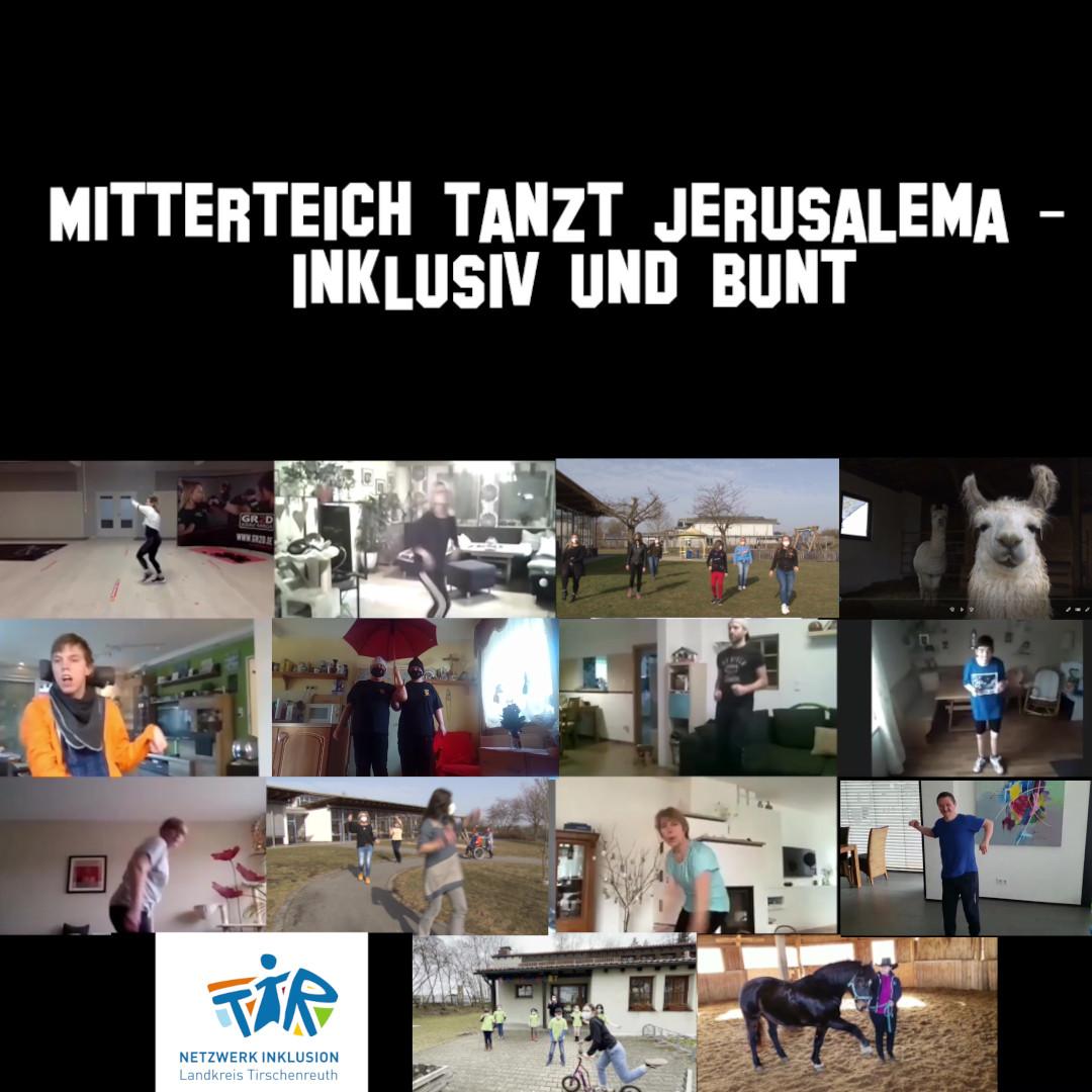 Bildausschnitt Jerusalema